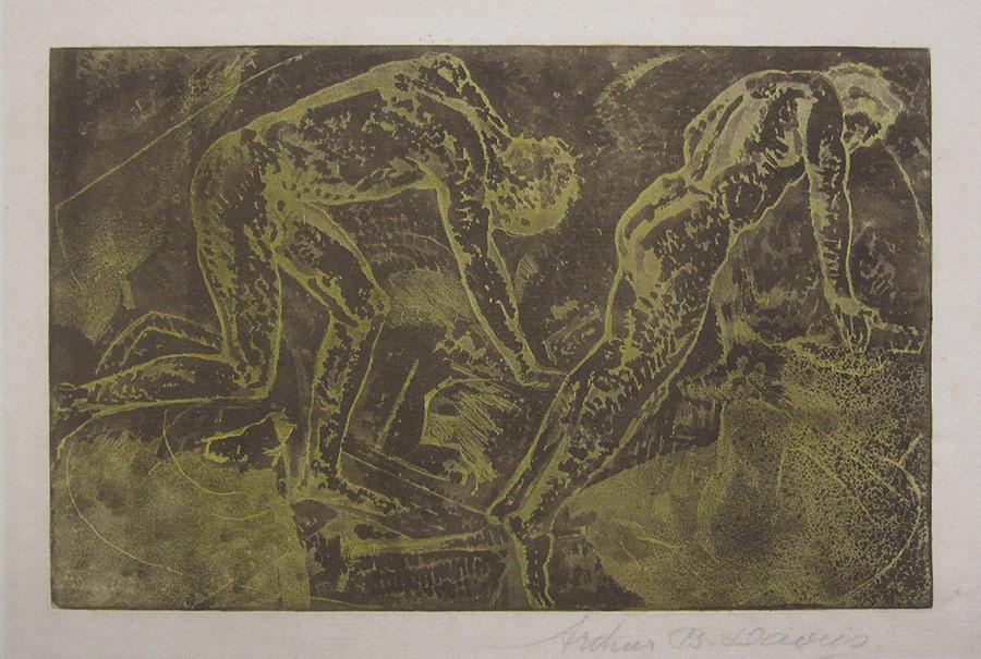 "Arthur B. Davies, Modern Art, and Yoga - ""Uprising"" - Cornell Fine Arts Museum at Rollins College"