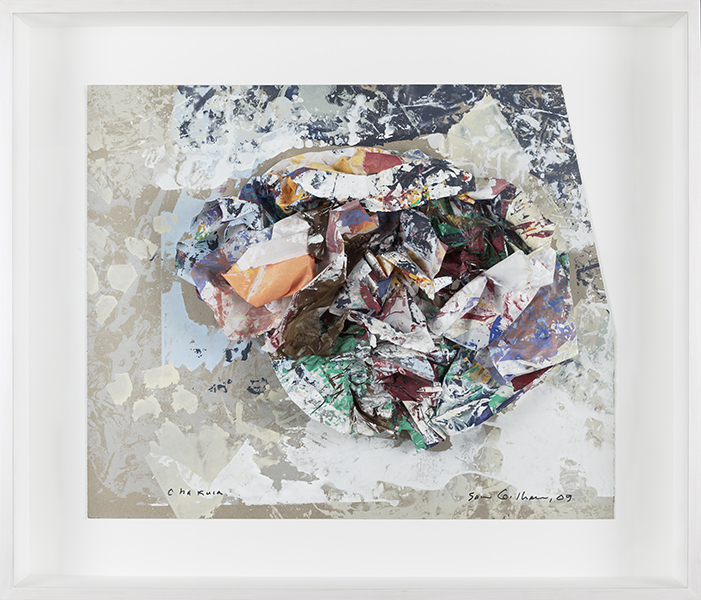 Sam Gilliam and Blackness, Chakaia, Cornell Fine Arts Museum, Rollins College