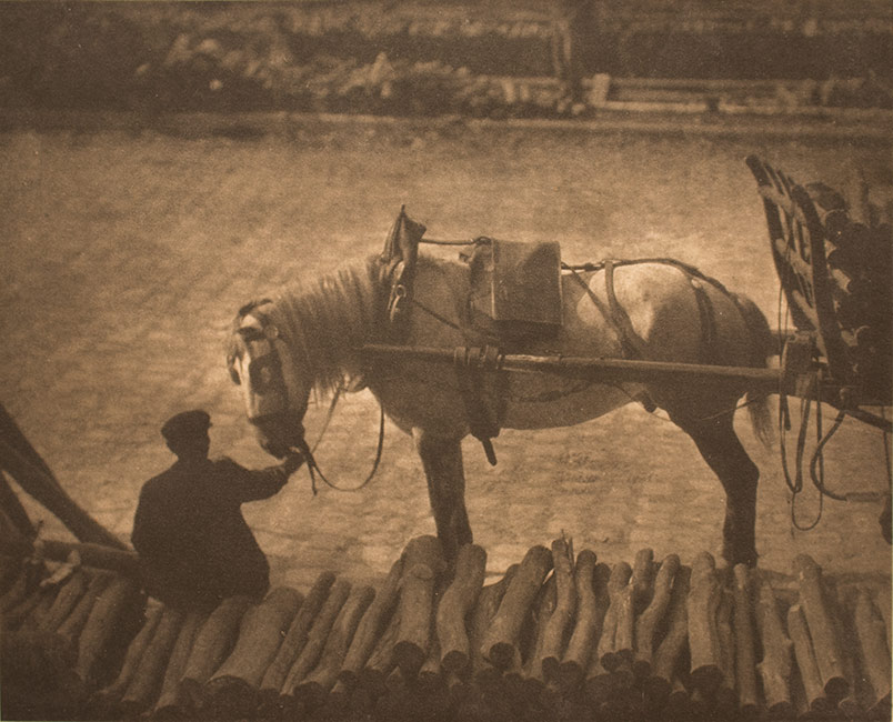 Photography as Art, Alfred Stieglitz, A Snapshot–Paris, Cornell Fine Arts Museum, Rollins College